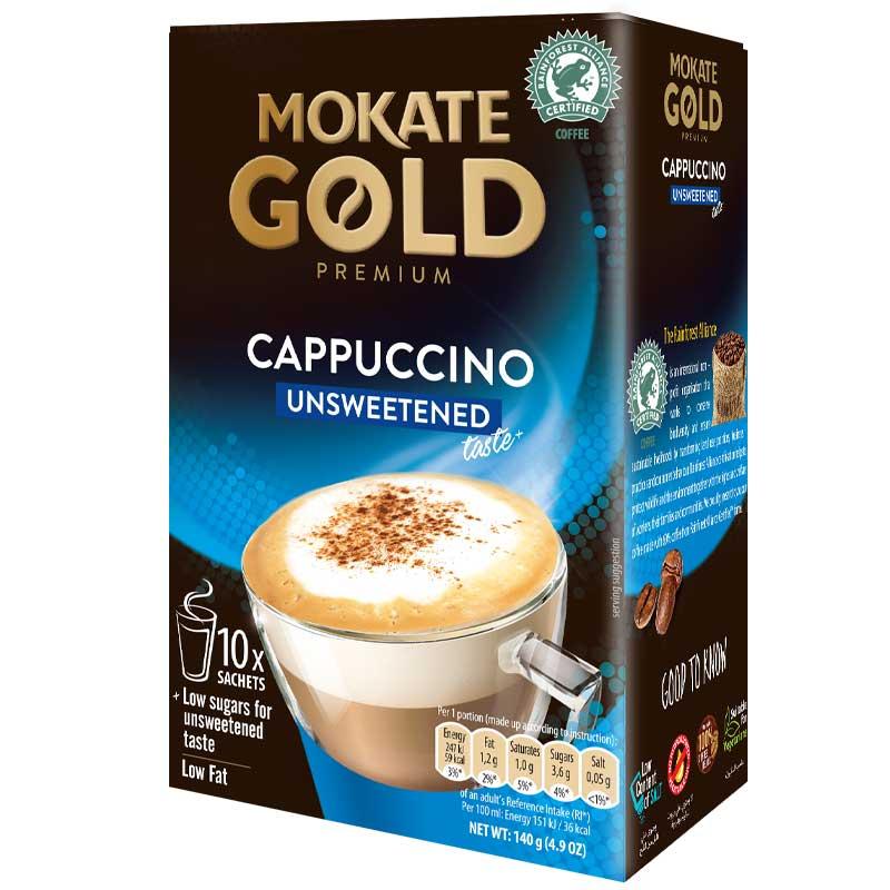 MGP Unsweetened Cappuccino