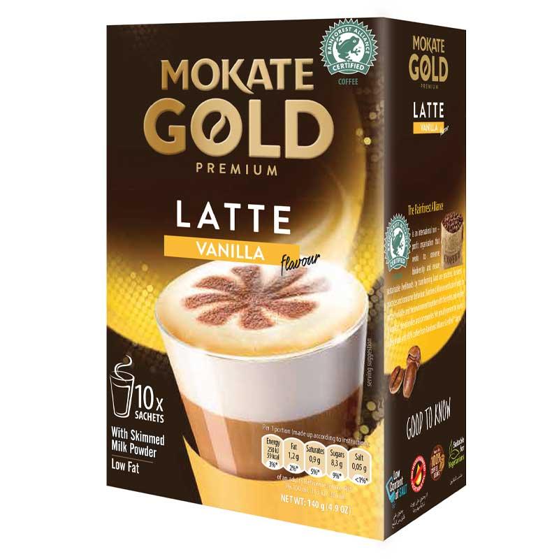 MGP Vanilla Latte