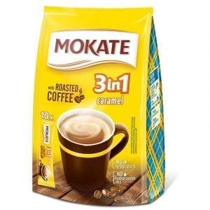 Mokate 10x 3in1 Caramel