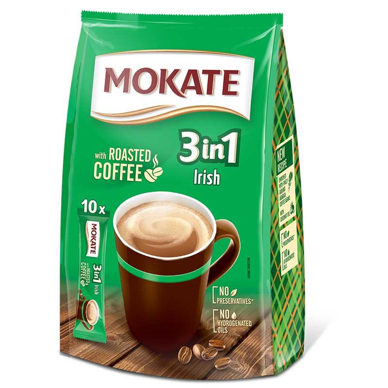Mokate 10x 3in1 Irish
