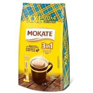 Mokate 24x 3in1 Caramel