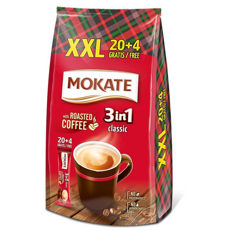 Mokate 24x 3in1 Classic