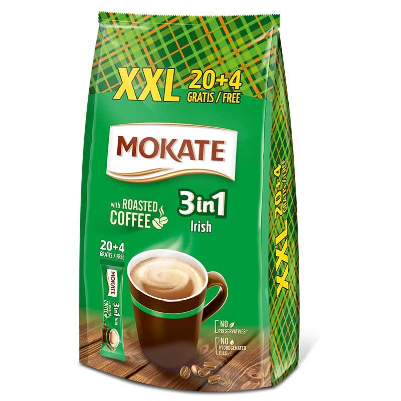 Mokate 24x 3in1 Irish
