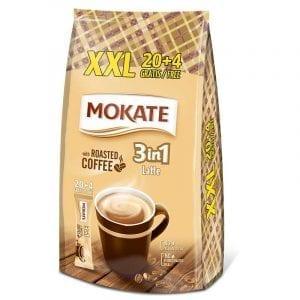 Mokate 24x 3in1 Latte