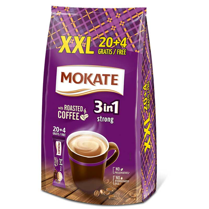 Mokate 24x 3in1 Strong