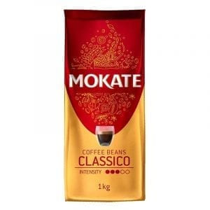 Mokate Coffee Beans Classico 1kg