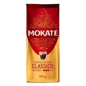 Mokate Coffee Beans Classico 500g