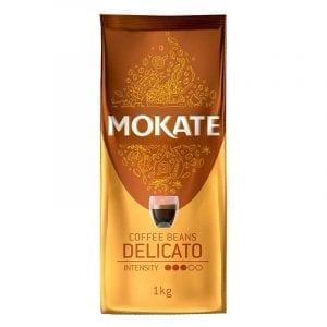 Mokate Coffee Beans Delicato 1kg