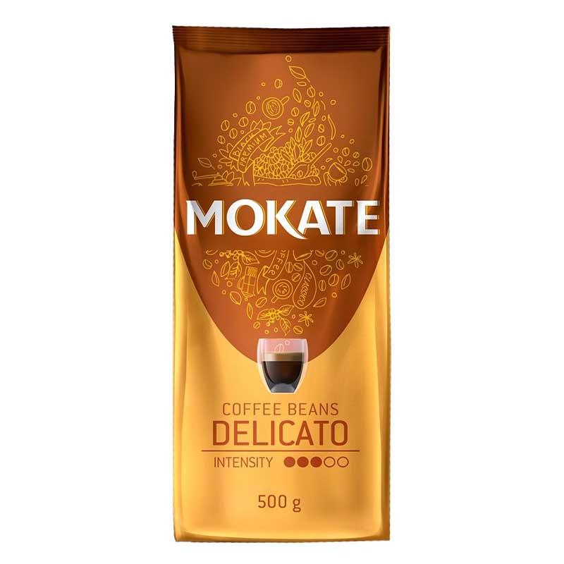 Mokate Coffee Beans Delicato 500g