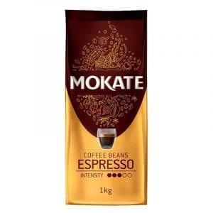 Mokate Coffee Beans Espresso 1kg