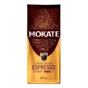 Mokate Coffee Beans Espresson 500g