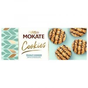 Mokate Cookies Peanut with Chocolate