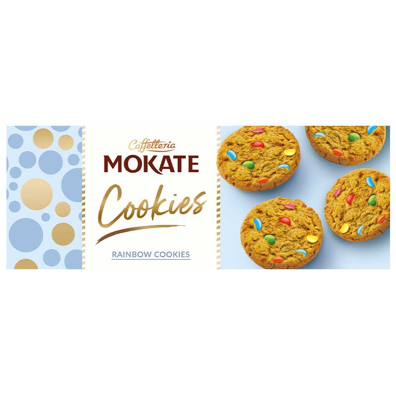 Mokate Cookies Rainbow