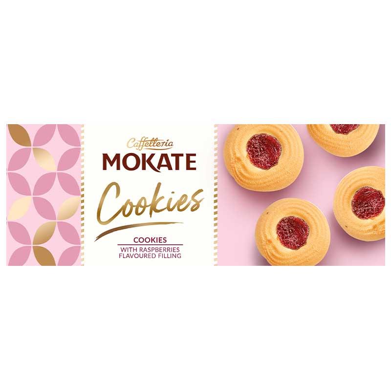 Mokate Cookies Raspberry Cookies