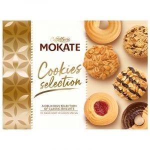Mokate Cookies Selection