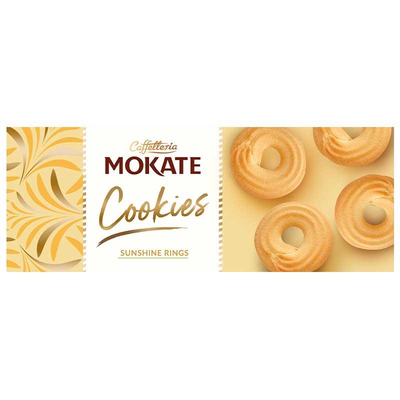 Mokate Cookies Sunshine Rings