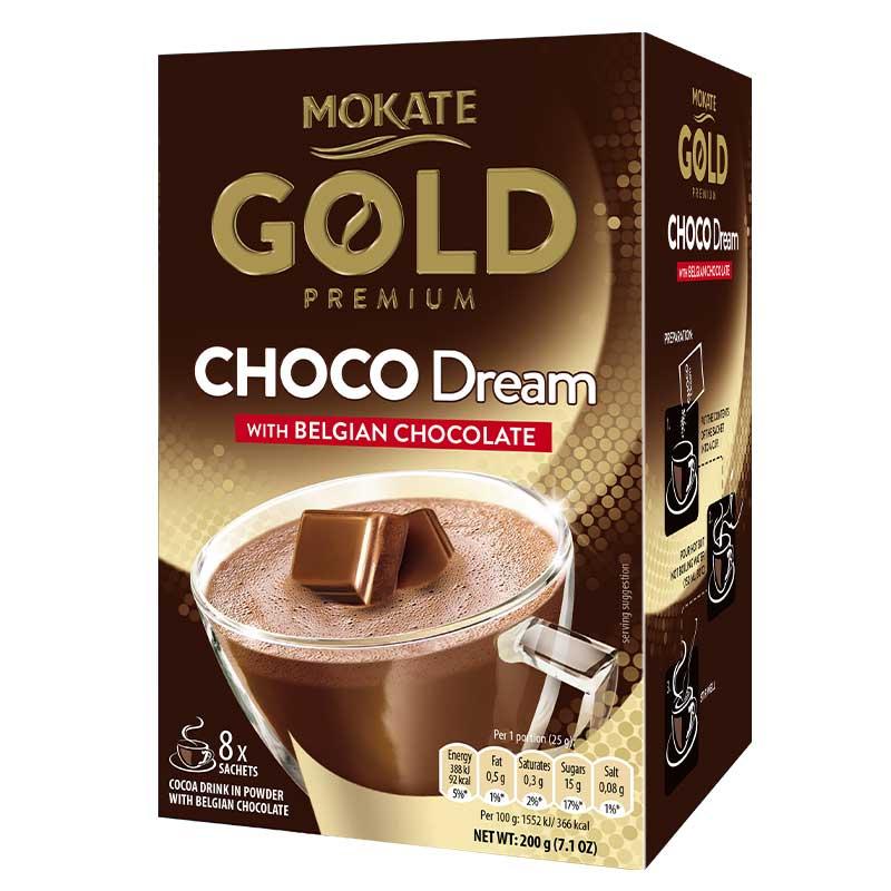 Mokate Hot Choco Dream Belgian Chocolate
