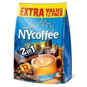 NYCoffee 12x 2in1