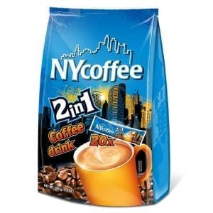NYCoffee 20x 2in1