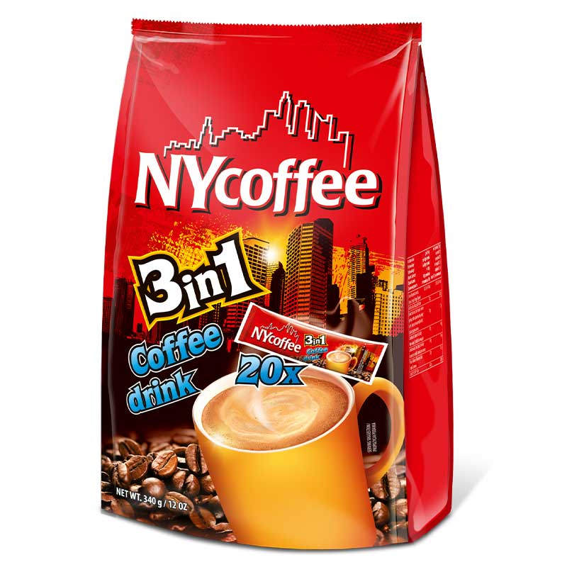 NYCoffee 20x 3in1