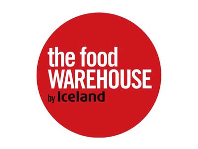 The Food Warehouse Logo