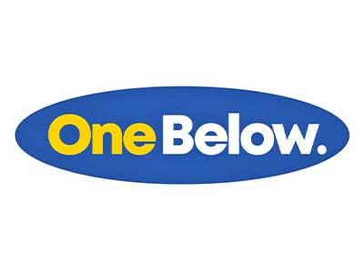 One Below Logo