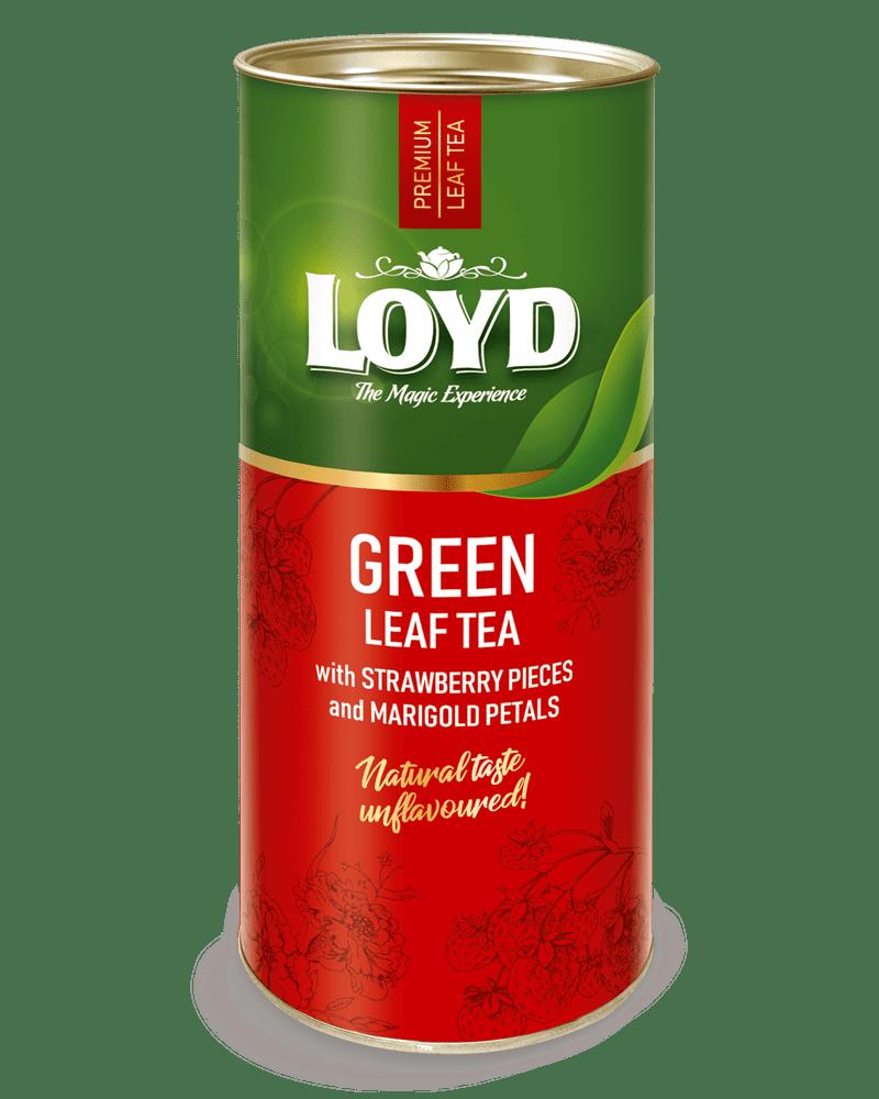 Lloyd Green Leaf Tea Package