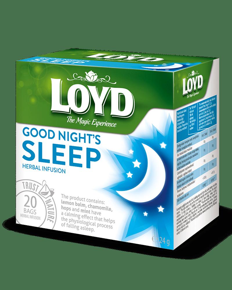 Lloyd Good Nights Sleep Tea
